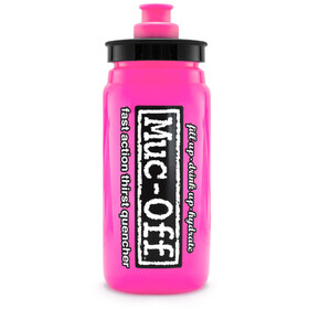 Muc-Off Elite Custom Fly Bidon 550ml roze